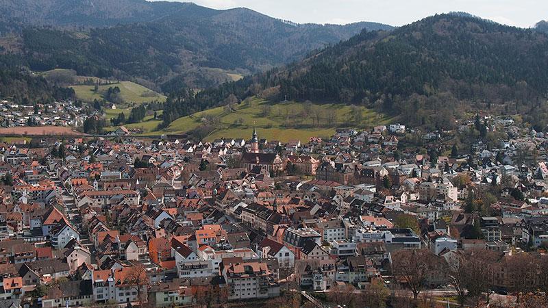 Das ist Waldkirch